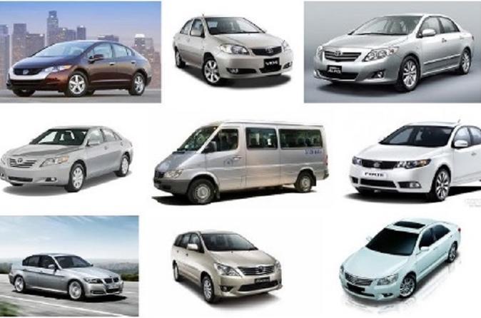 HOI AN TO HUE PRIVATE CAR - Da Nang