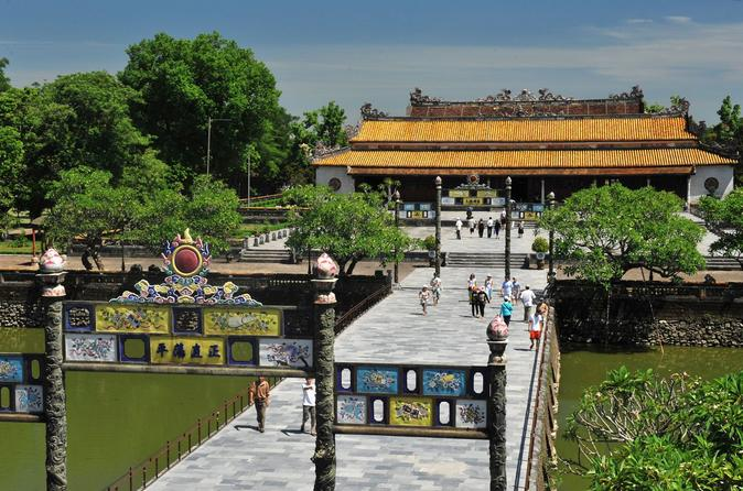 HUE CITY TOUR 1 DAY  FROM HOI AN