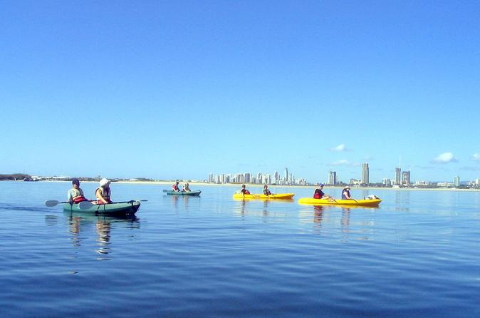 Stradbroke island kayak and snorkeling tour in gold coast 130448