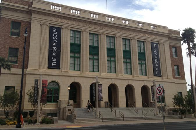The Mob Museum Admission
