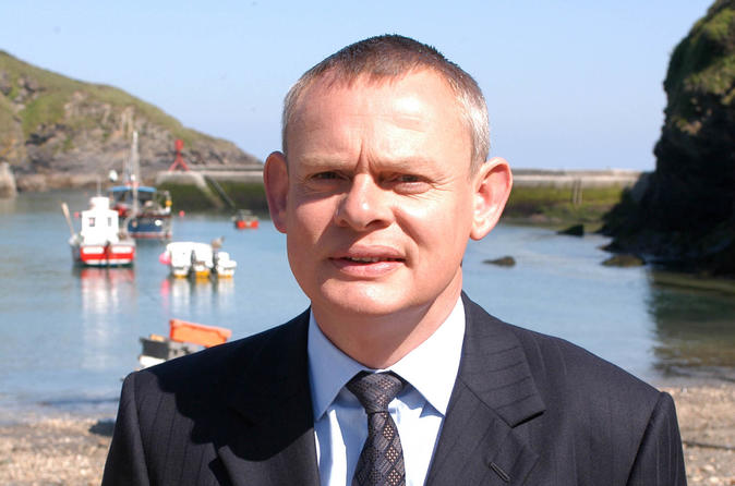 Doc martin tour in port isaac cornwall in port isaac 259762