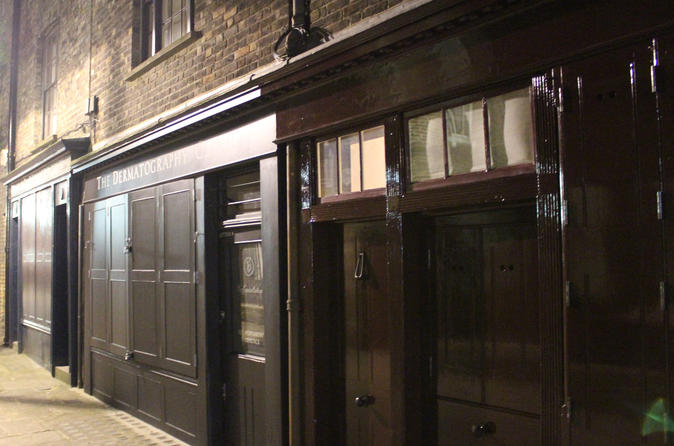 Jack the Ripper Walking Tour in London