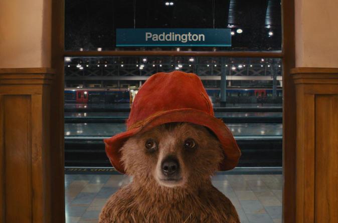Paddington Bear Walking Tour of London