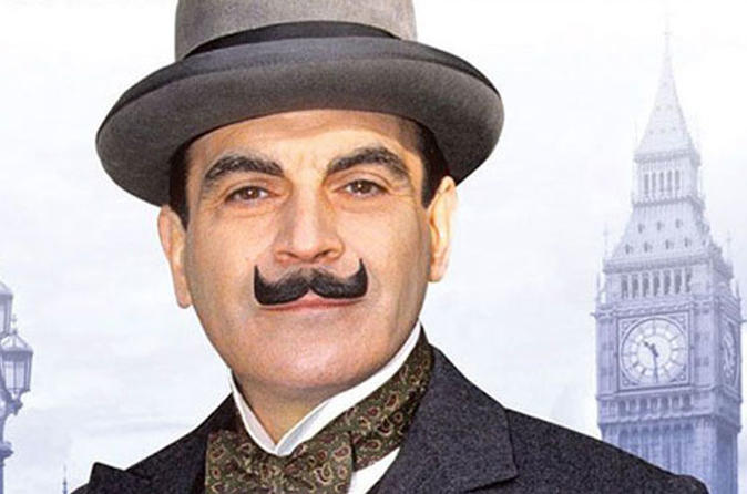 Private 3 hour Poirot Tour of London by Black Taxi