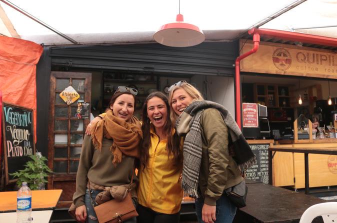 Bogota La Candelaria Private Walking Tour