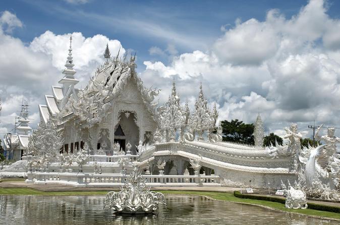 Excursão privada: passeio turístico pela cidade de Chiang Rai