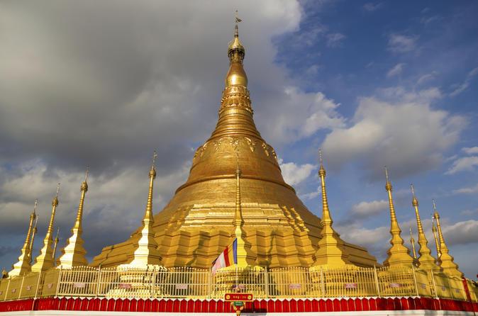 Excursão privada: um vislumbre de Myanmar e viagem para o Triângulo Dourado saindo de Chiang Rai