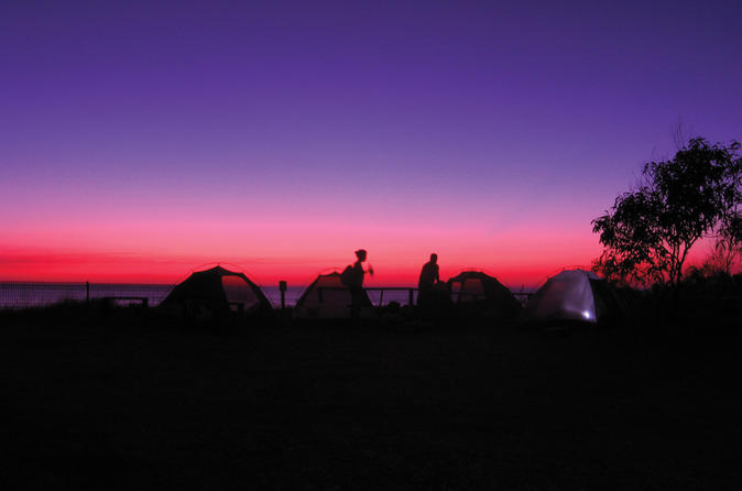 Overnight Cape Leveque and Kimberley Coast Camping Experience from Broome