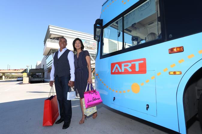 Anaheim Resort Area Multi-Day Transportation Tickets