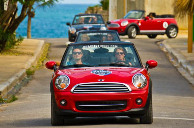 Mini cooper convertible tour from punta cana in punta cana 145673