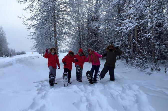 Snowshoe Tour at Chena Lakes