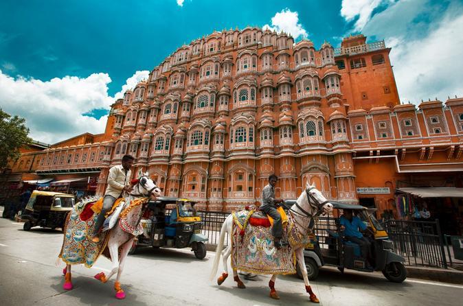 Full-Day Jaipur (Pink City) Tour from Jaipur