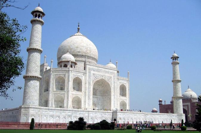 Full-Day Taj Mahal and Agra Tour from Agra
