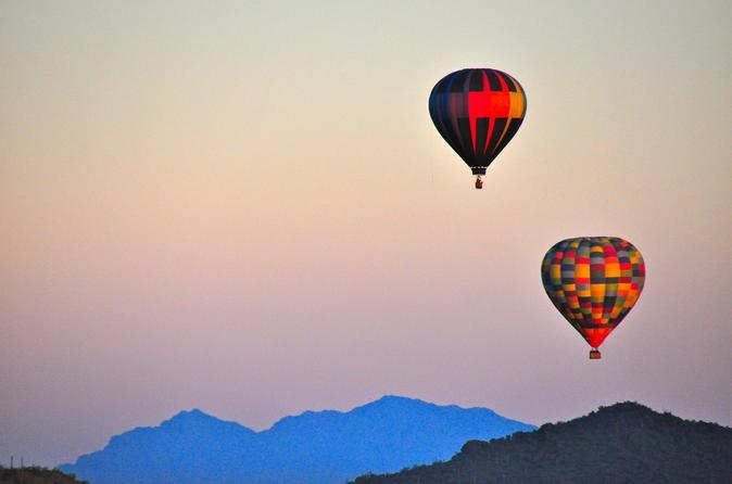 Sonoran Sunrise Balloon Ride