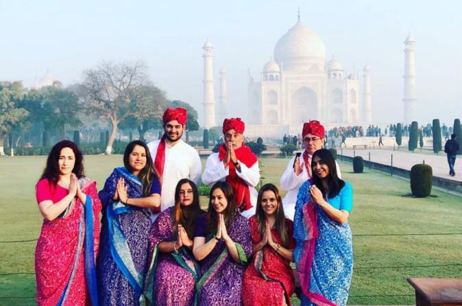 Tour Guide Services & Transport Services at Agra