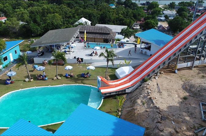 High Park Samui - Eintritt zum Wasserpark