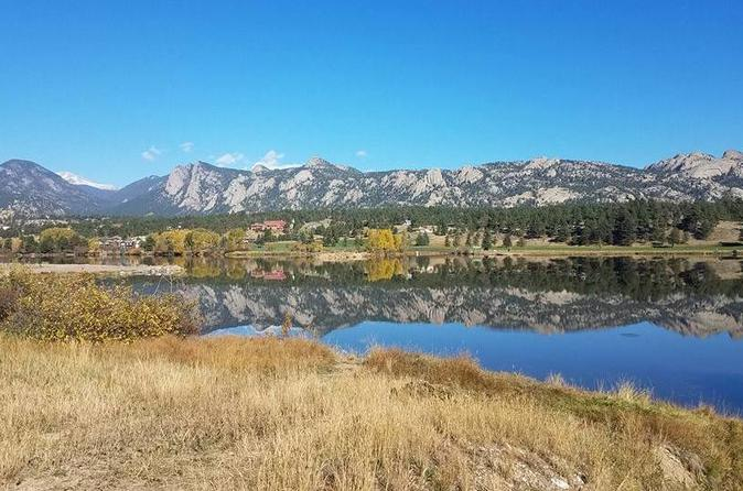 Peak to Peak Scenic Byway and Estes Park
