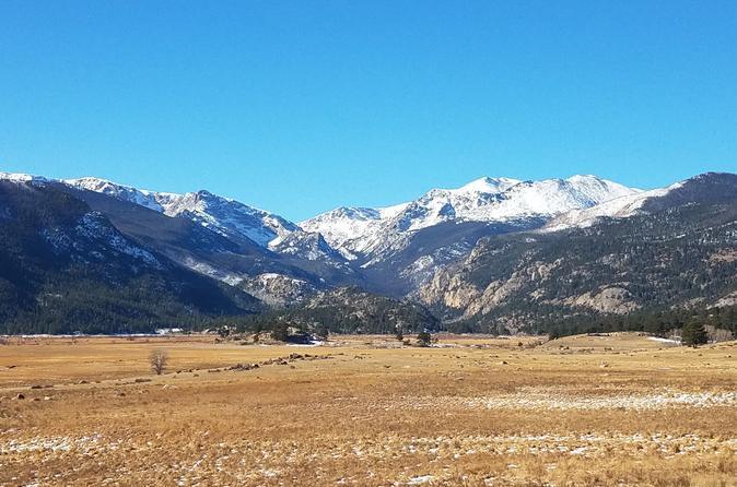 Rocky Mountain National Park Summer - Denver