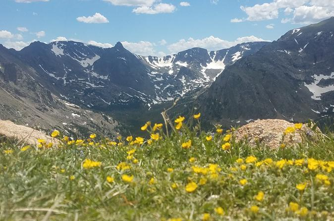 Rocky Mountain National Park Summer