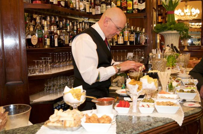 Aperitivo Tour Of Florence