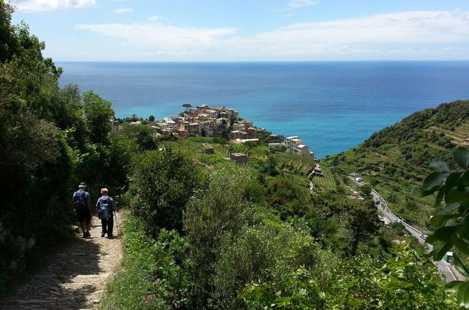 Cinque terre hike and bite with a local in manarola 443900