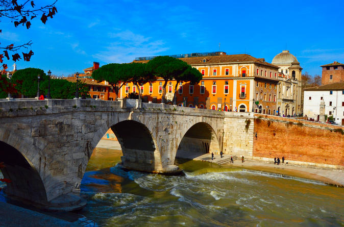 Rome Trastevere Walking Tour