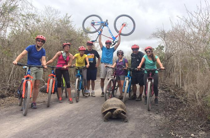 10-Day Galapagos Multi-Sport