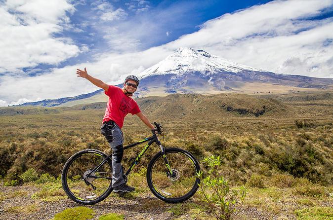 ECUADOR CROSS COUNTRY CYCLING 7 Days - Quito