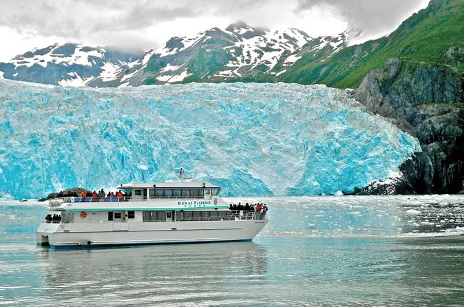 Shore Excursion Pre or PostCruise Kenai Fjords National Park Tour