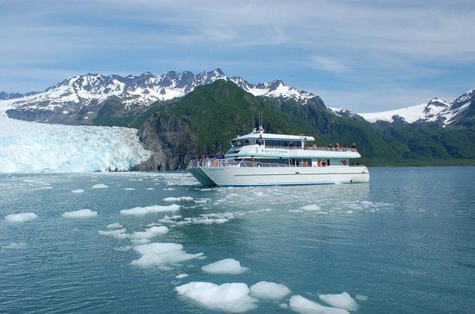 Seward Shore Excursion: Pre- or Post-Cruise Kenai Fjords National Park Tour