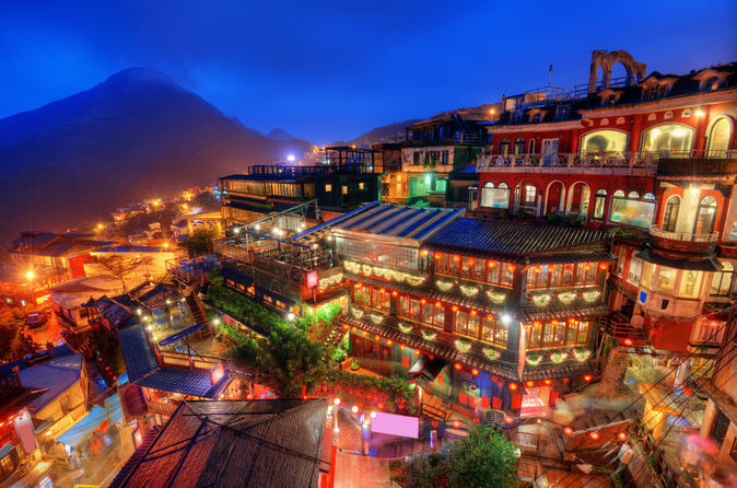 Private tour jiufen gold rush town and yehliu national geopark from in taipei 140533