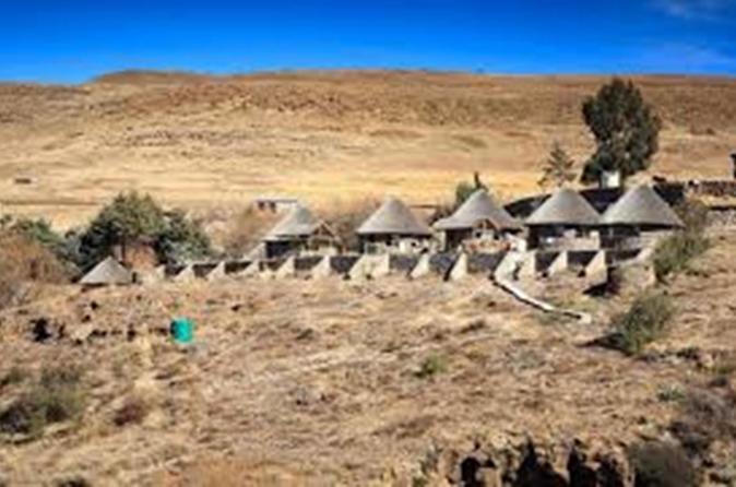 Lesotho Motorbike Tour - Johannesburg