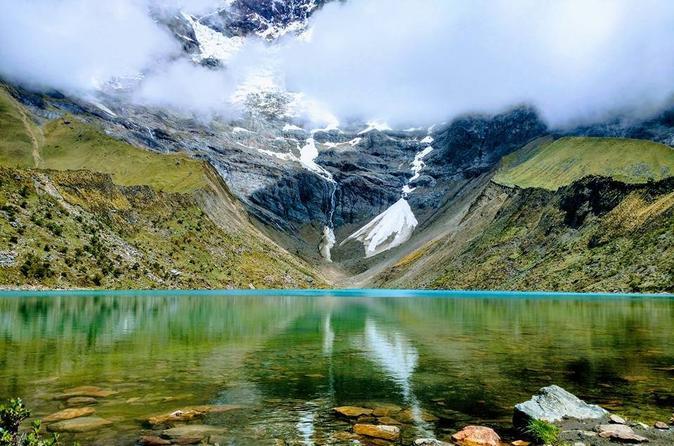 Excursão de dia inteiro e caminhada até o Lago Humantay de Cusco, Peru
