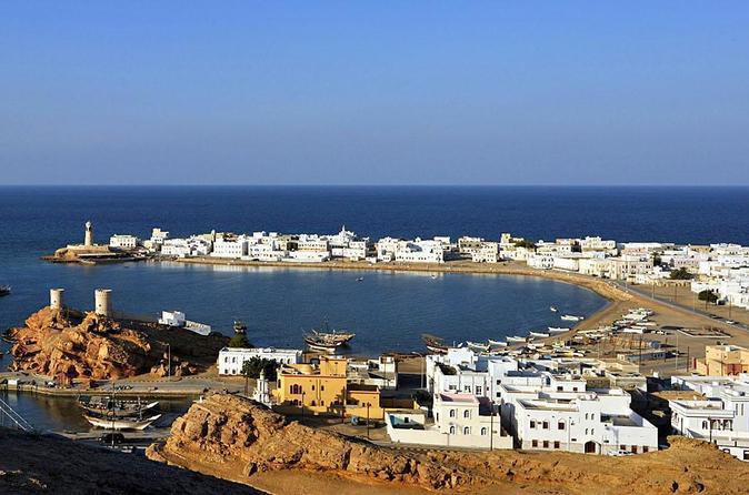 Encounter Oman 3 Nights 4 Days