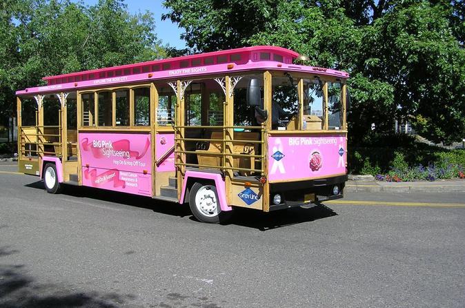 Portland Hop-On Hop-Off Tour
