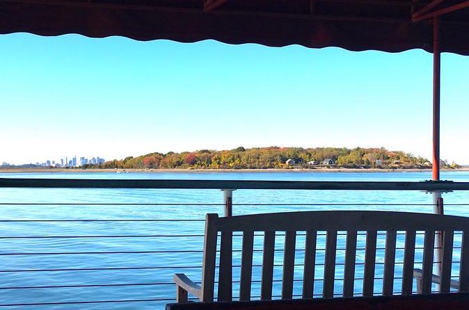Boston Harbor Fall Foliage Brunch Cruise