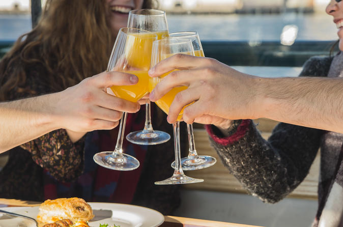 Boston Harbor Holiday Brunch Cruise