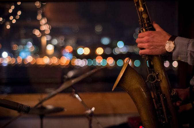 Holiday Jazz Cruise in Boston Harbor