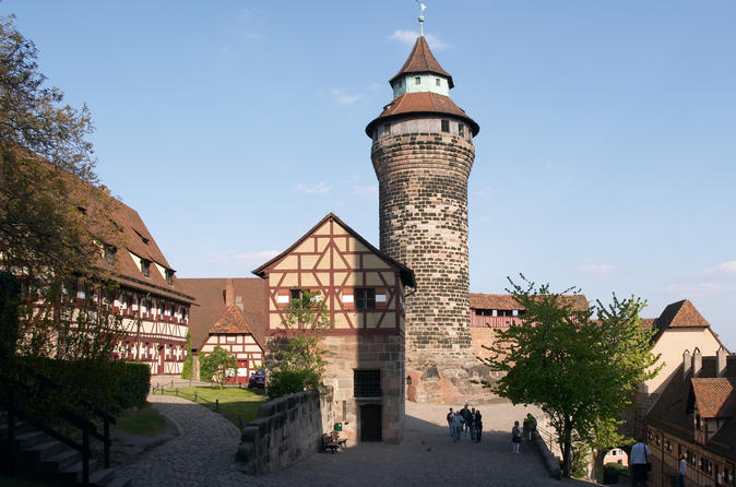 Nuremberg old town walking tour in nuremberg 136923
