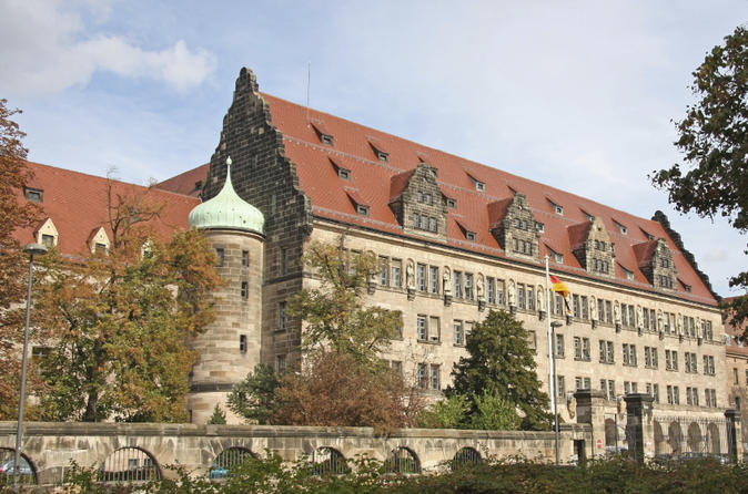 Private tour nuremberg sightseeing including old town rally grounds in nuremberg 173703