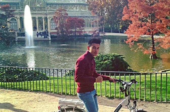 Madrid Retiro Park Electric Bike Tour