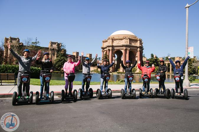 3-Hour San Francisco Segway Tour: Fisherman's Wharf to the Marina