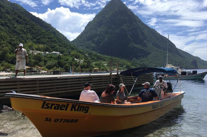 St. Lucia Cruises, Sailing & Water Tours