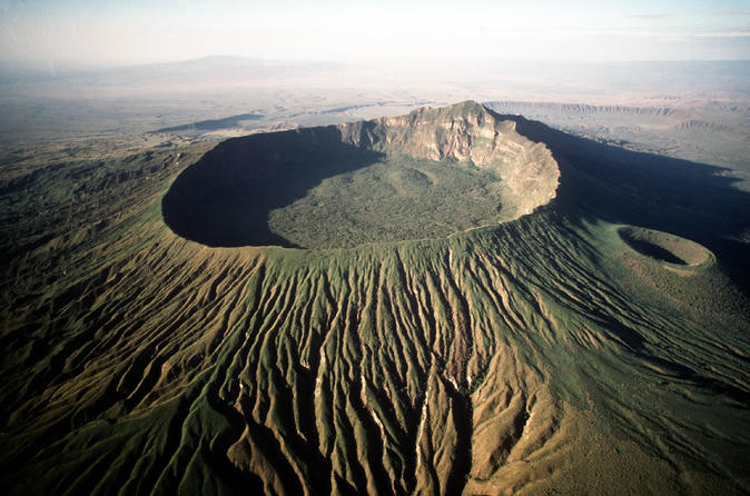 Private Tour to Mount Longonot and Optional Boat Ride on Lake Naivasha