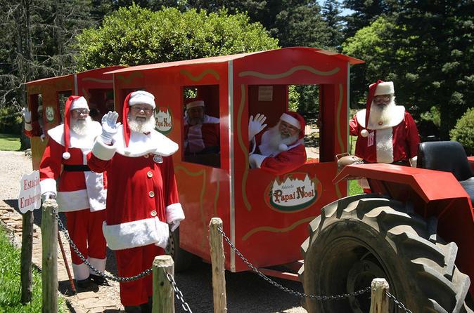 Ingresso para a Aldeia do Papai Noel