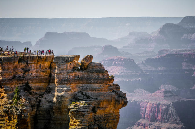Grand Canyon National Park Tour with Options from Las Vegas