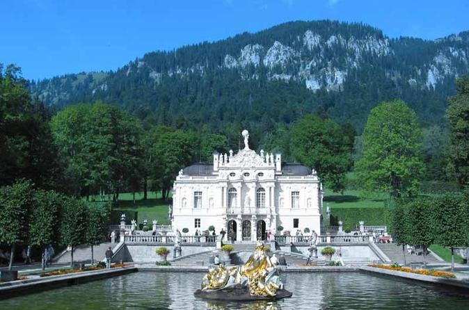 Bavaria Highlights Tour from Fuessen: Neuschwanstein, Linderhof, Oberammergau and Hohenschwangau