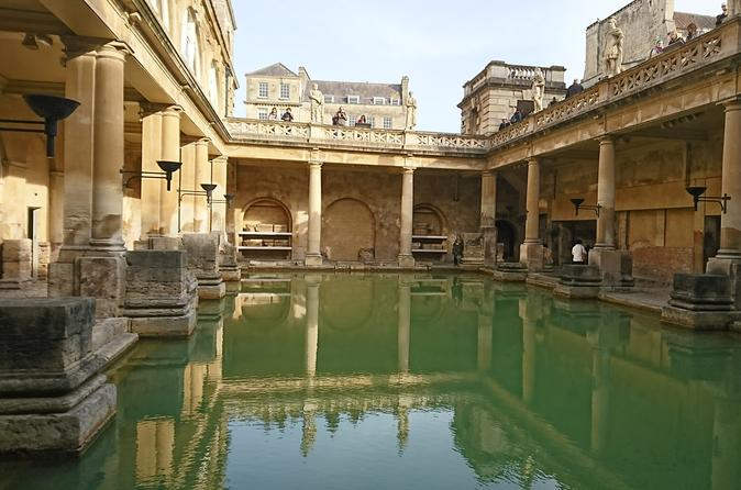 Bath and Stonehenge Private & Bespoke Day Trip From London