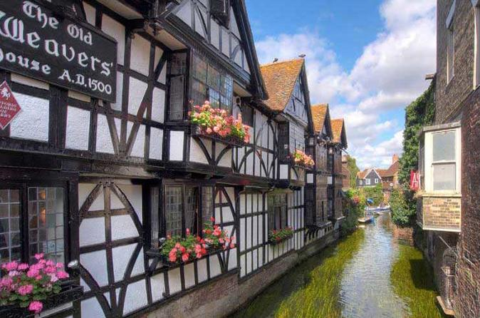 Canterbury Historic City and Cathedral - Private Day Tour From London
