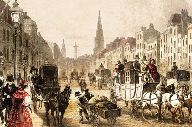 Charles Dickens Old London - A Private and Bespoke Tour